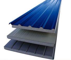 EPS Roof Panels