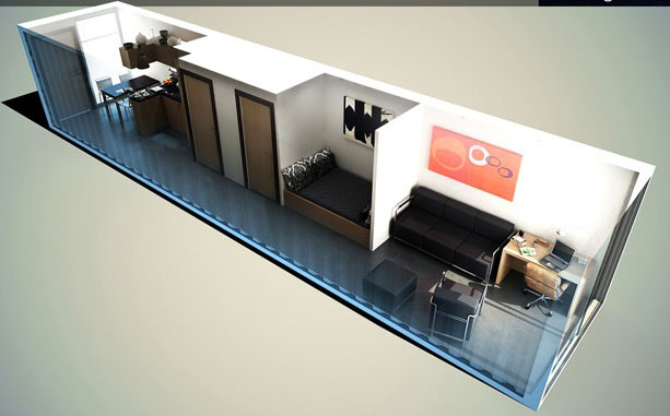 40ft Container Home Supplier 40ft Container Home Supplier